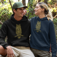 Owl Hoodie - FREE SHIPPING in SA